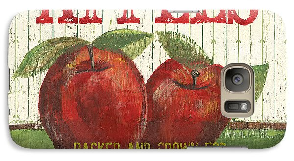 Farm Fresh Fruit 3 Galaxy Case by Debbie DeWitt