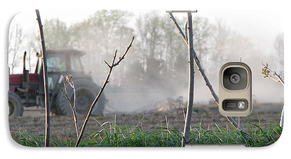 Galaxy Case featuring the photograph Farm Life  by Michael Krek