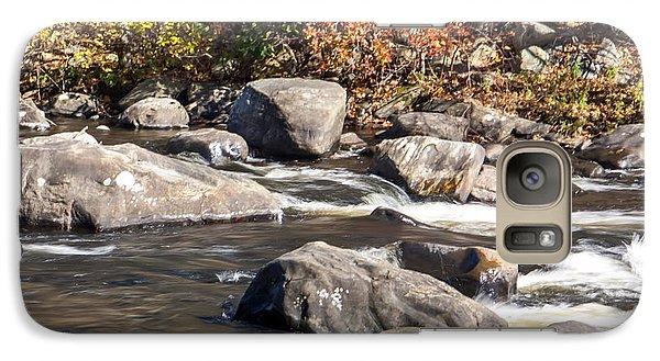Galaxy Case featuring the photograph Farmington River by Dawn Romine