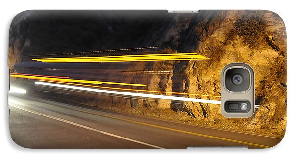 Galaxy Case featuring the photograph Fast Car by Gandz Photography