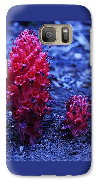 Galaxy Case featuring the photograph Father And Son by Sean Sarsfield