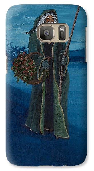 Father Christmas Galaxy S7 Case