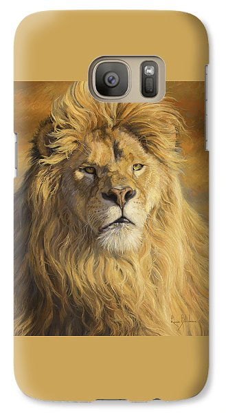 Fearless - Detail Galaxy S7 Case by Lucie Bilodeau