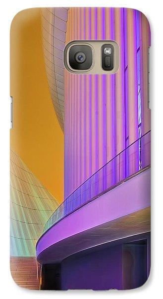 Galaxy Case featuring the photograph Feel Harmony by Maciej Markiewicz