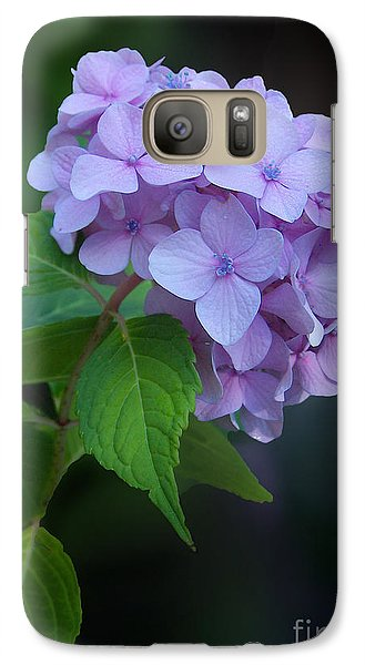 Galaxy Case featuring the photograph Feeling Blue by Kathi Mirto