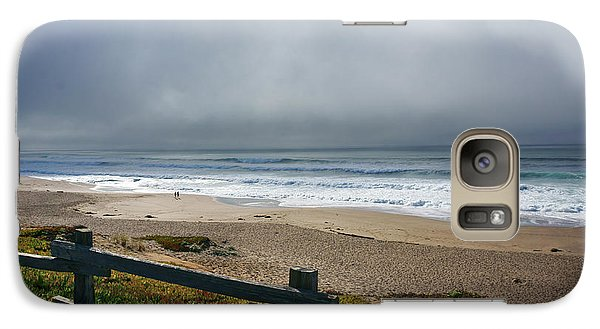 Galaxy Case featuring the photograph Feeling Small by Ellen Cotton