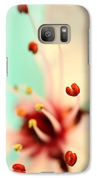 Galaxy Case featuring the photograph Feeling Spring by Sharon Johnstone
