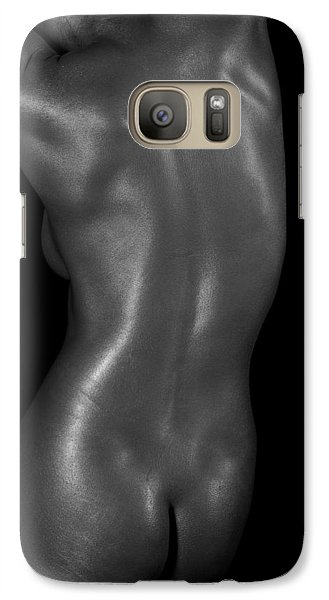 Female Back Galaxy S7 Case