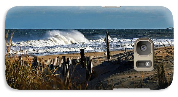 Fenwick Dunes And Waves Galaxy S7 Case