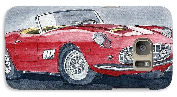 Galaxy Case featuring the painting Ferrari 62   250 Gt by Eva Ason