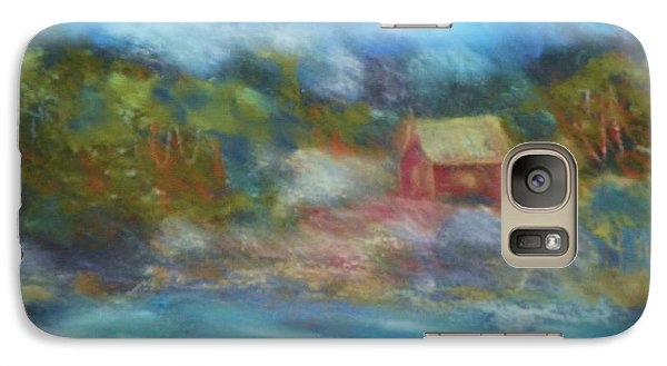 Galaxy Case featuring the photograph Final Resting Place I by Shirley Moravec