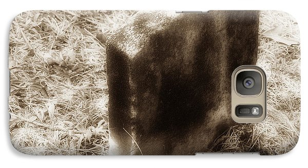 Galaxy Case featuring the photograph Final Resting Place by Raymond Earley
