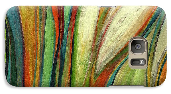 Abstract Galaxy S7 Case - Finding Paradise by Jennifer Lommers