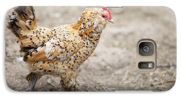 Galaxy Case featuring the photograph Fine Lady by Erika Weber