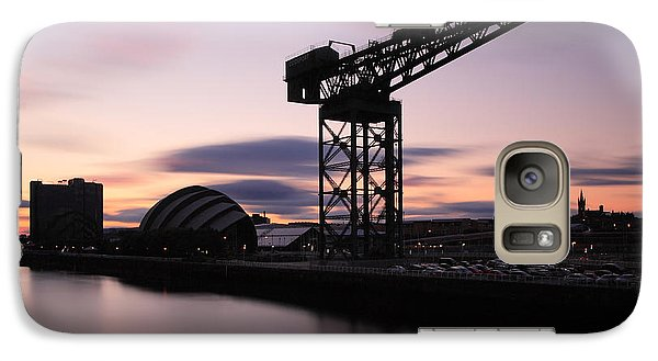 Finnieston Crane Glasgow  Galaxy S7 Case