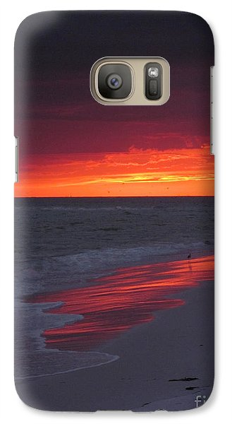 Galaxy Case featuring the photograph Fire And Water by Elizabeth Carr