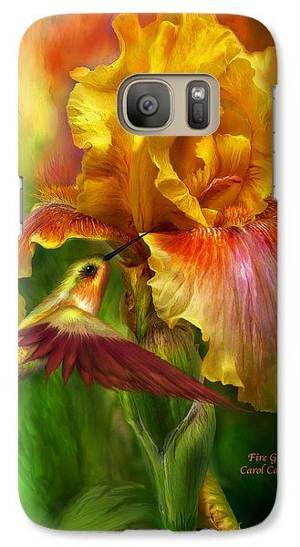 Fire Goddess Galaxy S7 Case