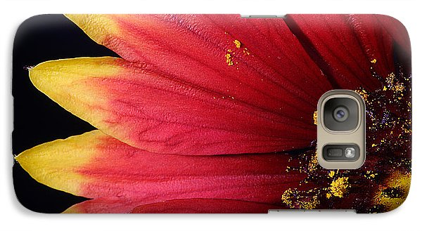 Galaxy Case featuring the photograph Fire Spokes by Paul Rebmann