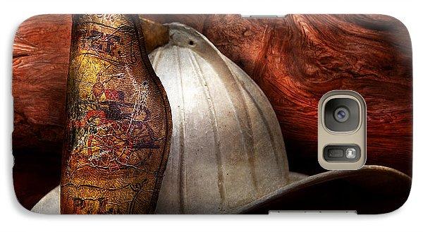 Fireman - The Fire Chief Galaxy S7 Case