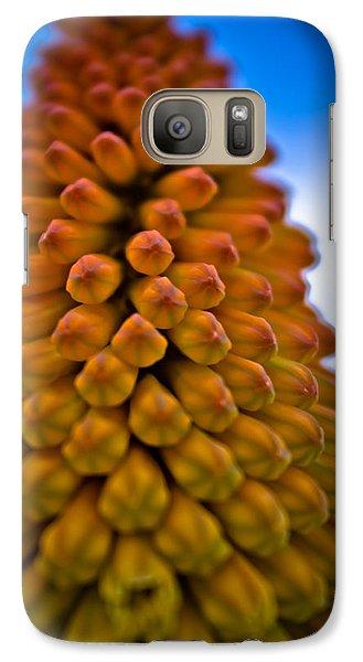 Galaxy Case featuring the photograph Firepoker by Joel Loftus