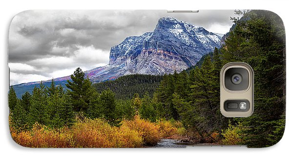 First Dusting Of Snow Galaxy S7 Case