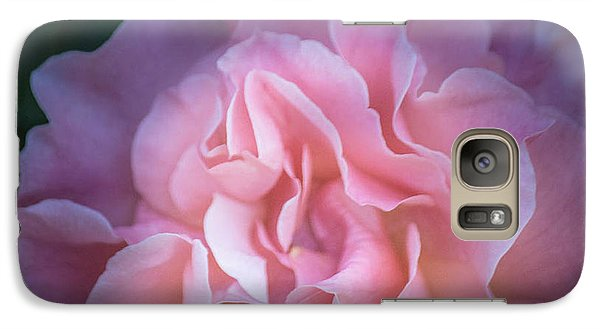 Galaxy Case featuring the photograph First Light by Patricia Babbitt