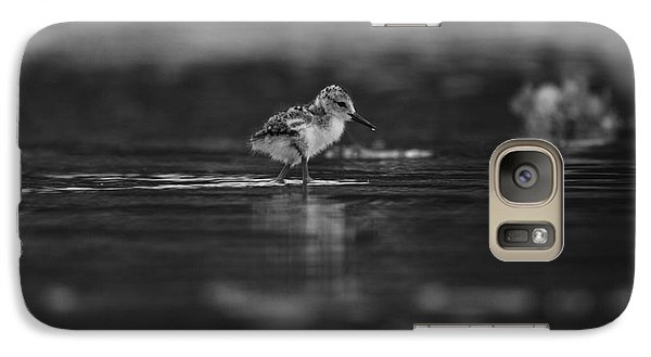 Galaxy Case featuring the photograph   First Steps by John F Tsumas