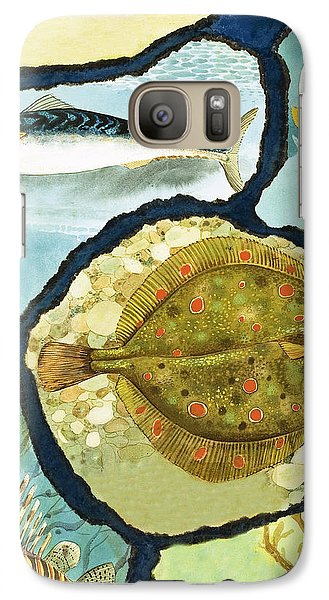 Fish Galaxy S7 Case