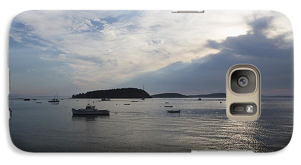 Galaxy Case featuring the photograph Fisherman's Bay by Gary Smith
