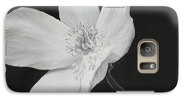 Five Petal Rose Galaxy S7 Case