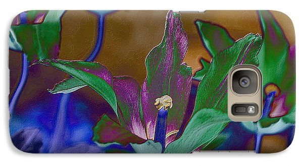 Galaxy Case featuring the photograph Fl3714 by Leo Symon