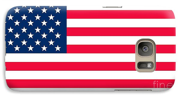 Flag Of The United States Of America Galaxy S7 Case