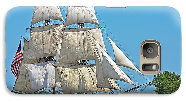 Galaxy Case featuring the photograph Flagship Niagara by Rodney Campbell