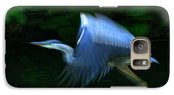 Galaxy Case featuring the photograph Flight by Debra Kaye McKrill