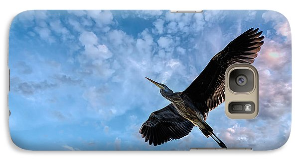Flight Of The Heron Galaxy S7 Case