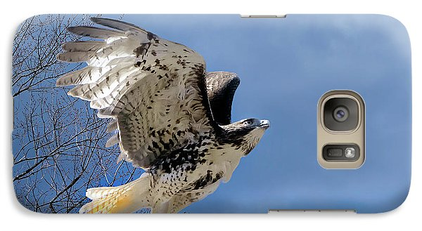 Flight Of The Red Tail Galaxy S7 Case