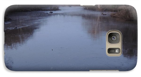 Galaxy Case featuring the photograph Flint River 1 by Kim Pate