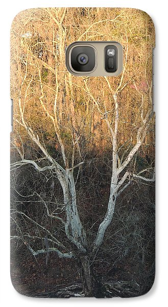 Galaxy Case featuring the photograph Flint River 12 by Kim Pate