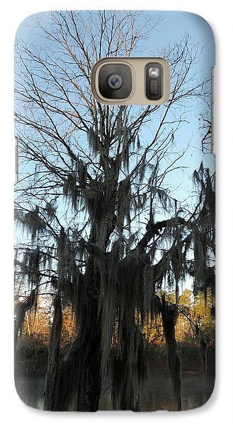 Galaxy Case featuring the photograph Flint River 13 by Kim Pate
