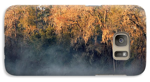 Galaxy Case featuring the photograph Flint River 14 by Kim Pate