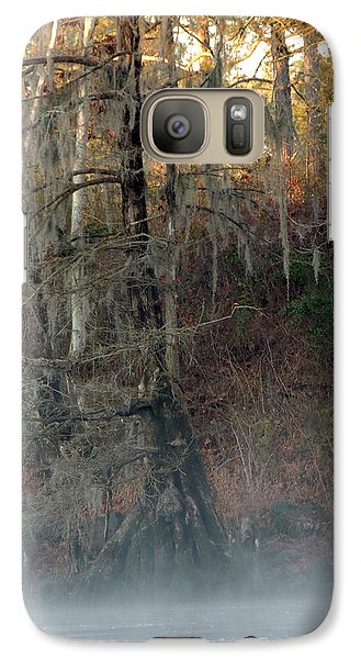 Galaxy Case featuring the photograph Flint River 15 by Kim Pate