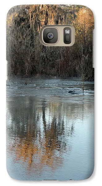 Galaxy Case featuring the photograph Flint River 17 by Kim Pate