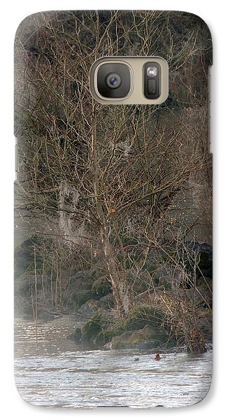 Galaxy Case featuring the photograph Flint River 19 by Kim Pate