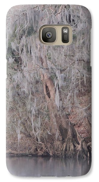 Galaxy Case featuring the photograph Flint River 2 by Kim Pate