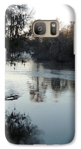 Galaxy Case featuring the photograph Flint River 20 by Kim Pate