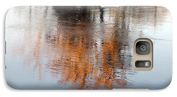 Galaxy Case featuring the photograph Flint River 22 by Kim Pate