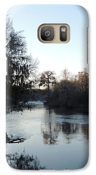 Galaxy Case featuring the photograph Flint River 23 by Kim Pate