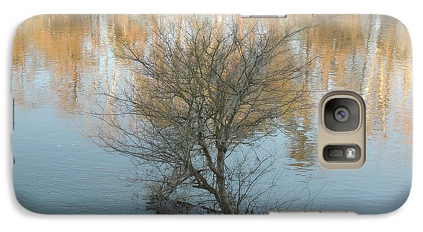 Galaxy Case featuring the photograph Flint River 24 by Kim Pate