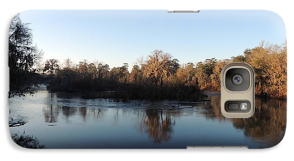 Galaxy Case featuring the photograph Flint River 26 by Kim Pate