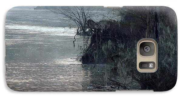 Galaxy Case featuring the photograph Flint River 28 by Kim Pate